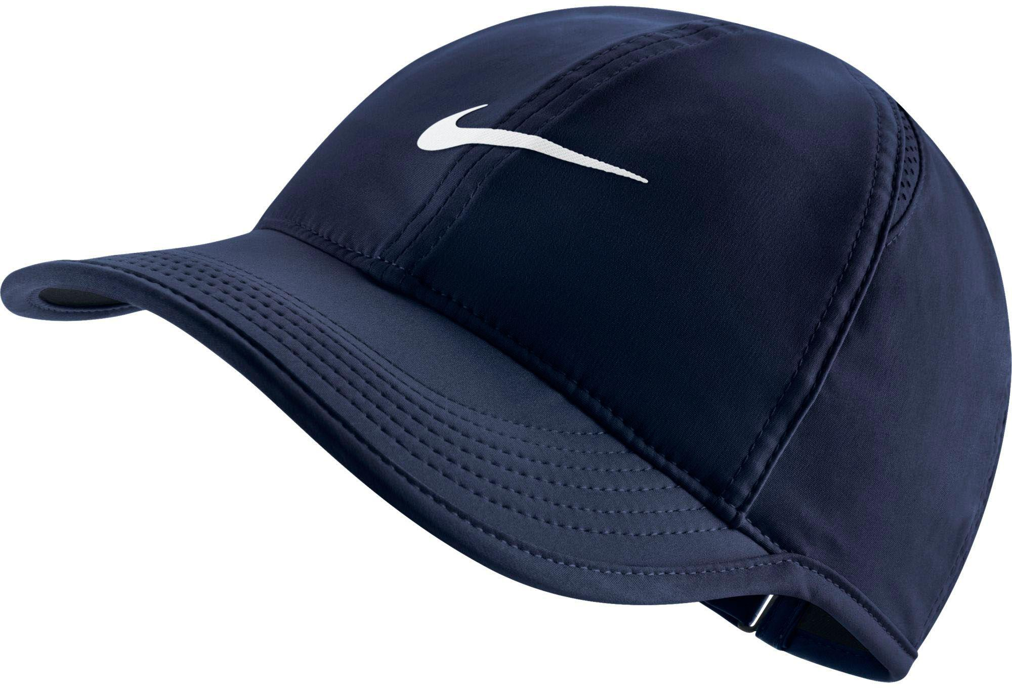 3ec5296085240 Lyst - Nike Feather Light Adjustable Hat in Blue