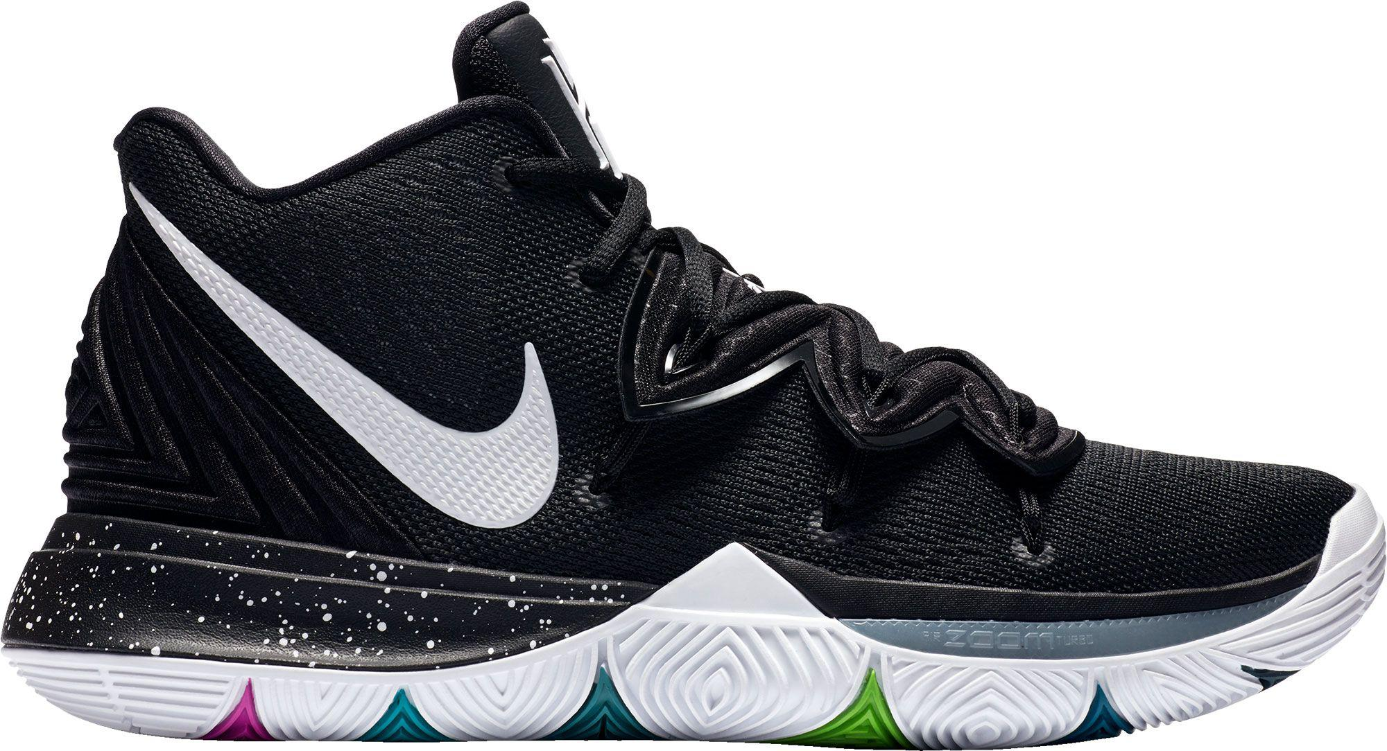 d563709a718e Lyst - Nike Kyrie 5 Basketball Shoes in Black for Men