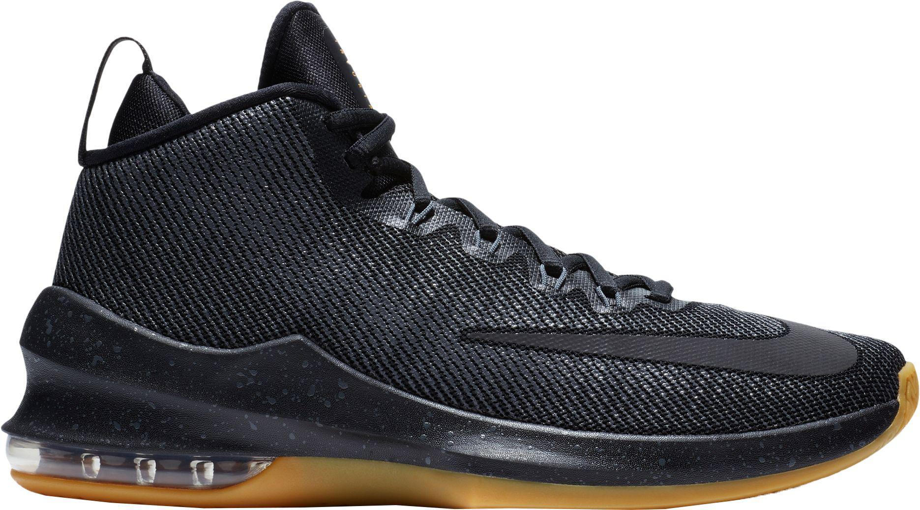 nike air max basketball shoes