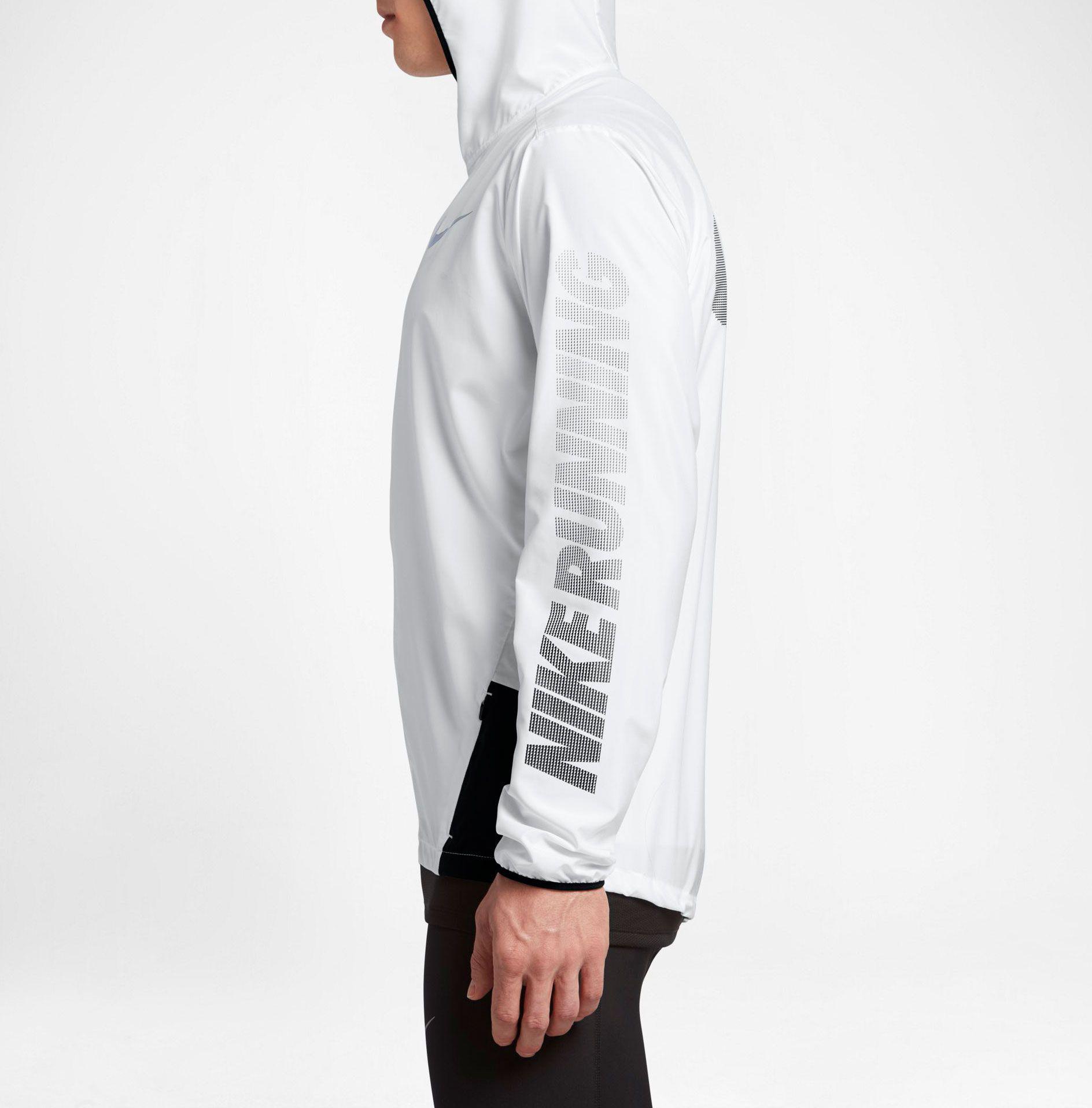 942302be6a62d Nike White City Core Full Zip Running Jacket for men