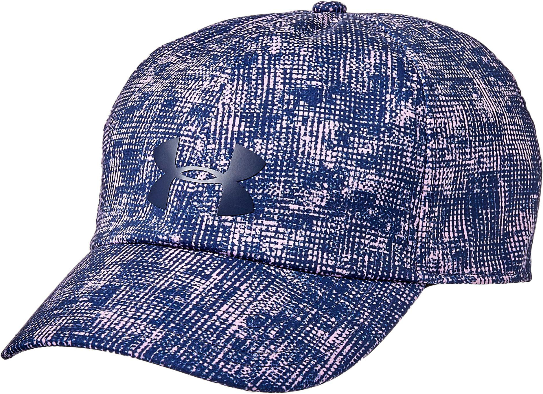 best website e76fb a106f ... mlb driver cap 2.0 adjustable hat 622b4 c2de3  best price lyst under  armour printed renegade hat in blue f85b4 d80a7