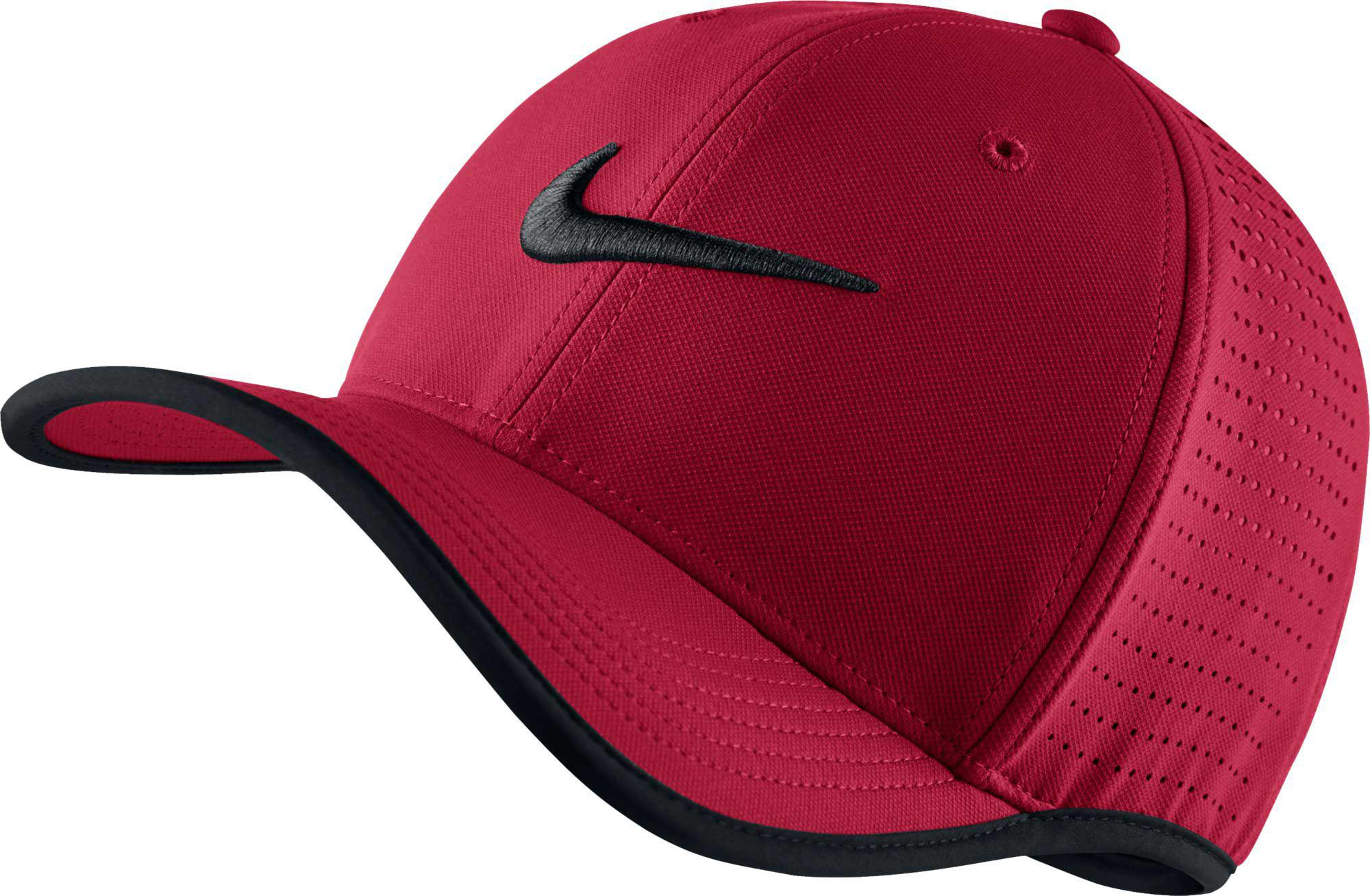 ca6669c6e Nike Red Train Vapor Classic 99 Adjustable Hat for men
