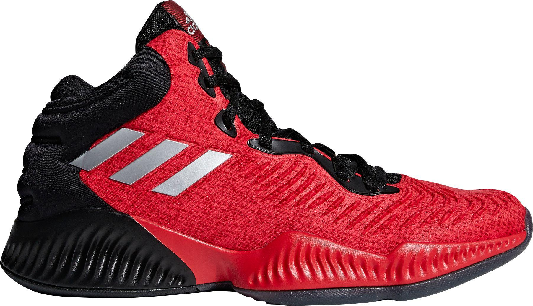 9d8ad2f1f5b74 Lyst - adidas Mad Bounce 2018 Basketball Shoes in Red for Men
