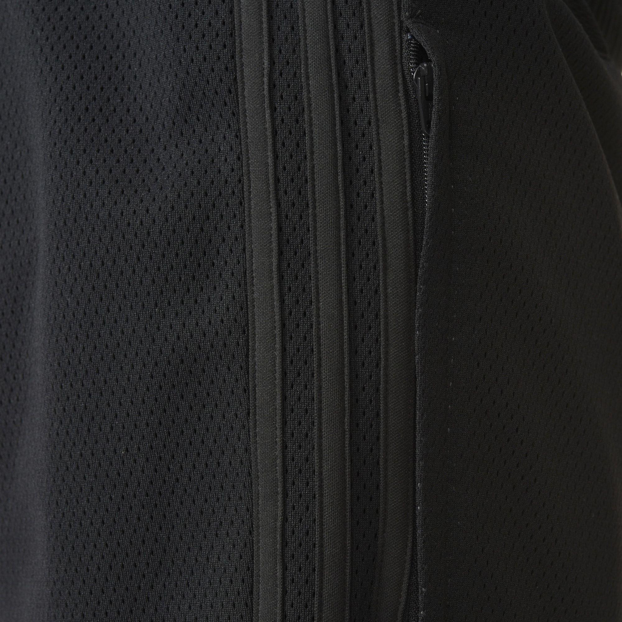 Lyst adidas Originals tiro 15 de malla negro pantalones de entrenamiento en fútbol