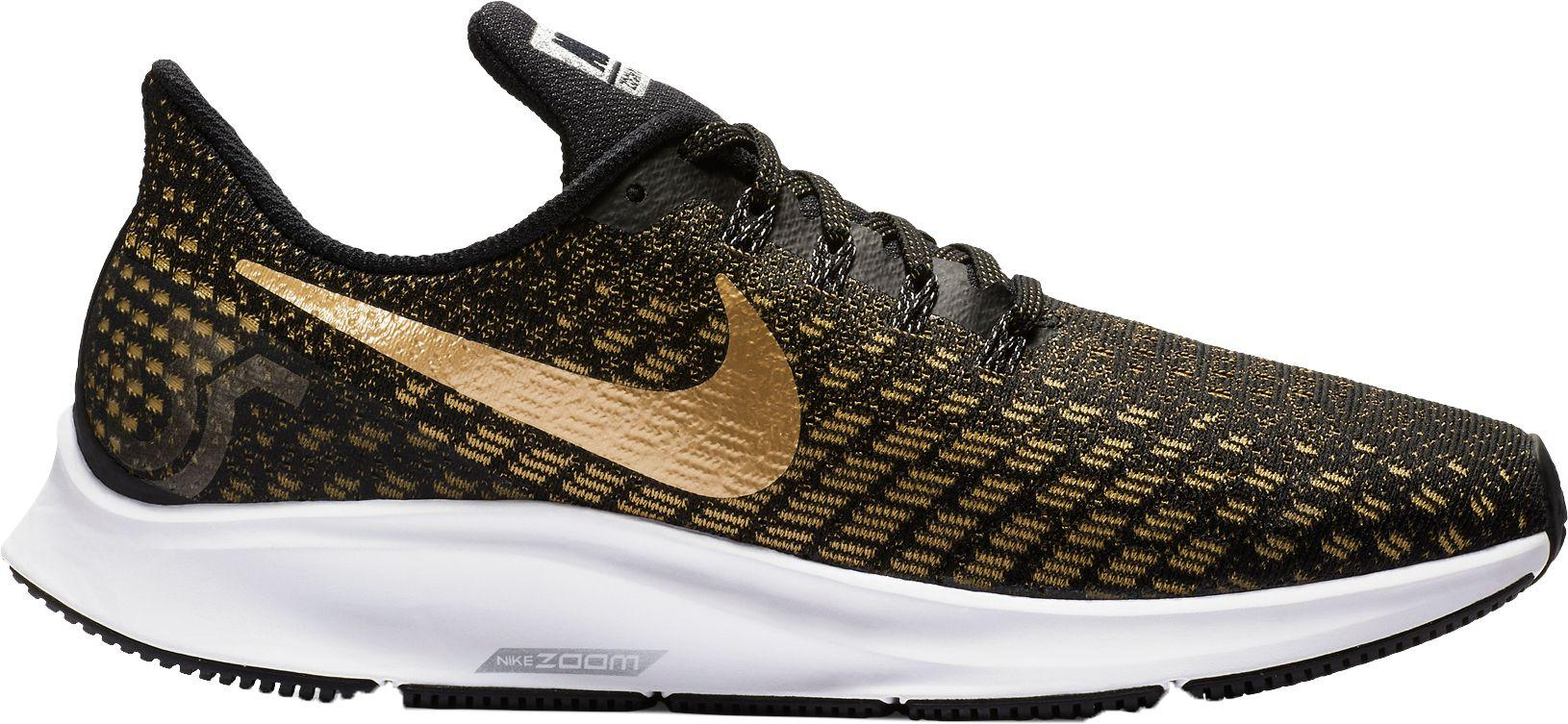5d24fde4bbbb Lyst - Nike Air Zoom Pegasus 35 Running Shoes in Black - Save 28%