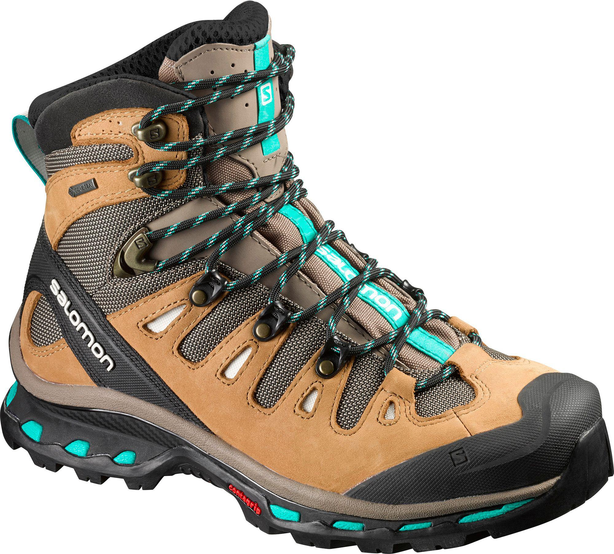 2753dca7 Yves Salomon Brown Quest 4d Gtx Waterproof Hiking Boots for men