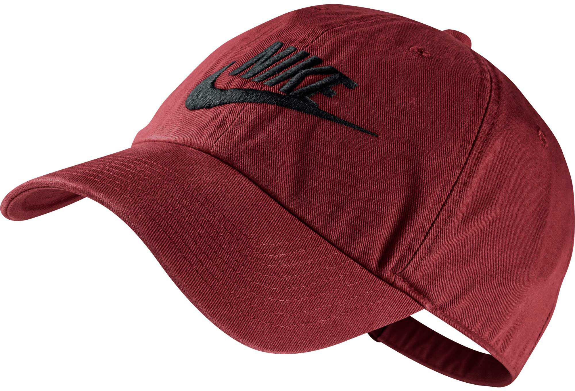 Lyst - Nike Heritage 86 Futura Adjustable Hat in Red for Men 067af332db9