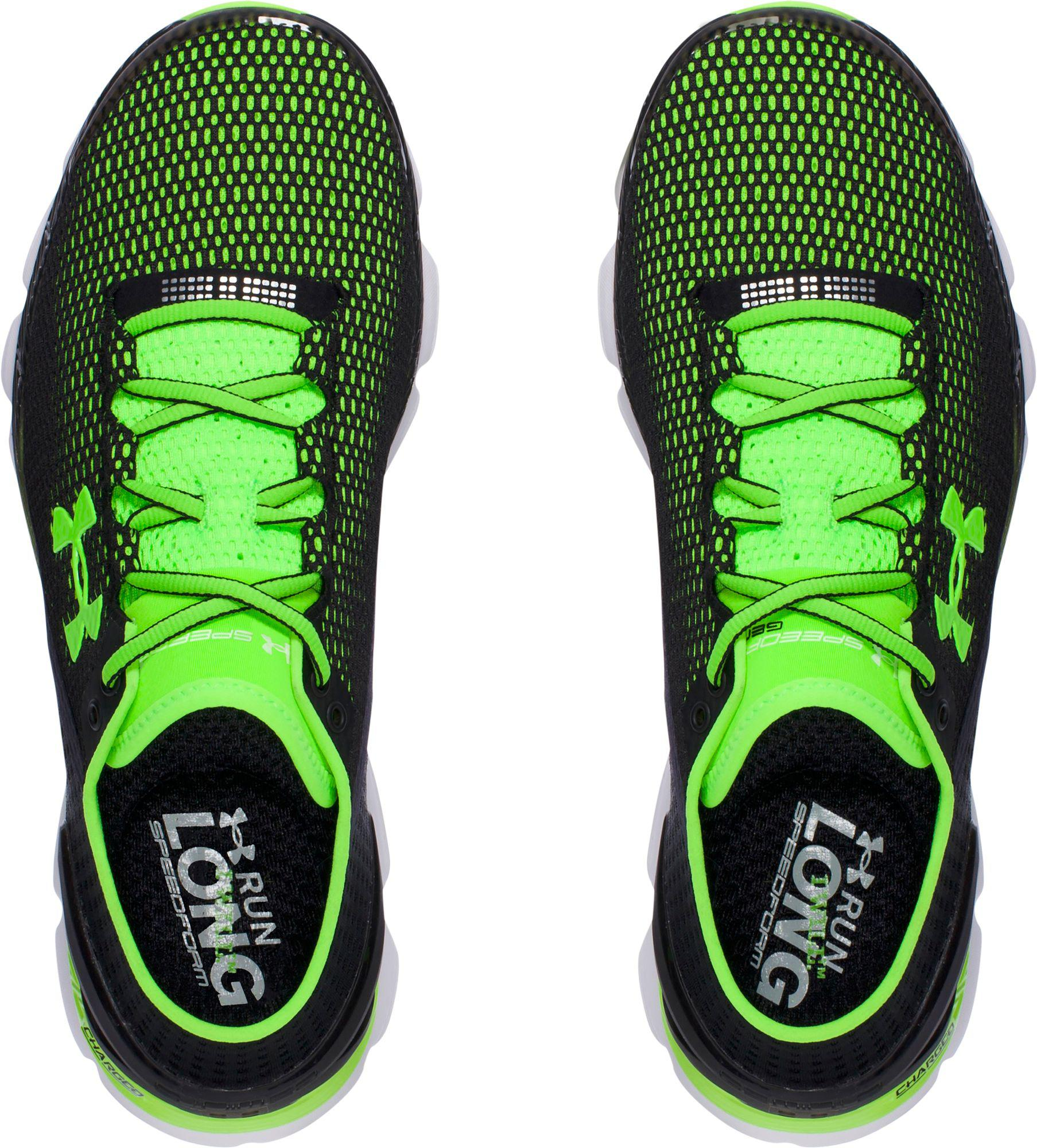 official photos cada9 be51c Men's Green Speedform Gemini 2.1 Running Shoes