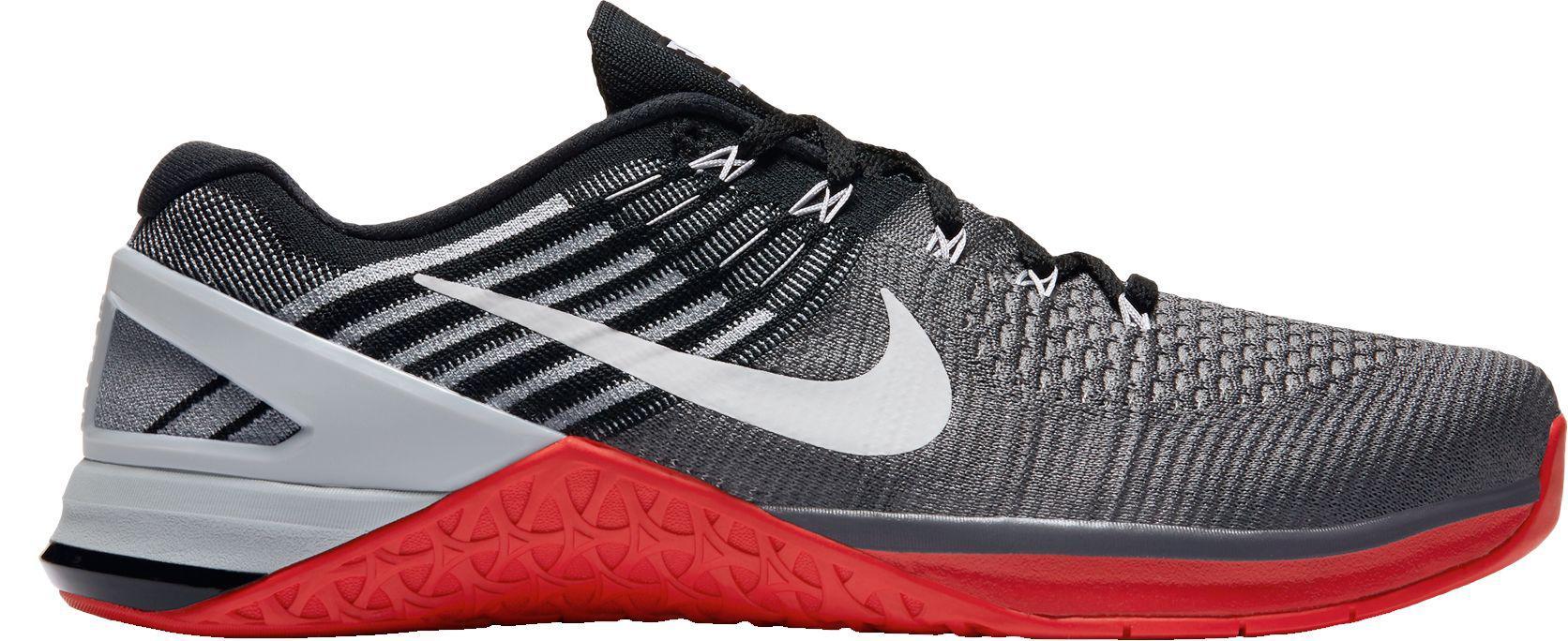 b2680585b770 Lyst - Nike Metcon Dsx Flyknit Training Shoes in Gray for Men