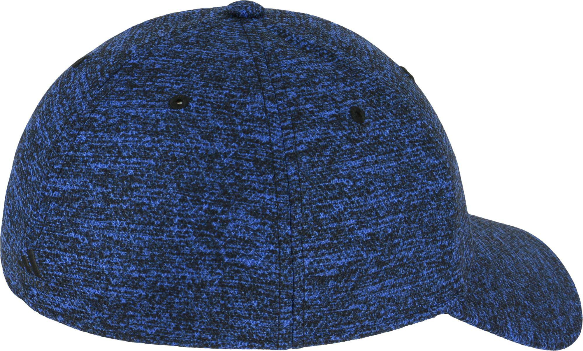 837efcd3fef Lyst - adidas Release Plus Stretch Fit Hat in Blue for Men - Save 19%