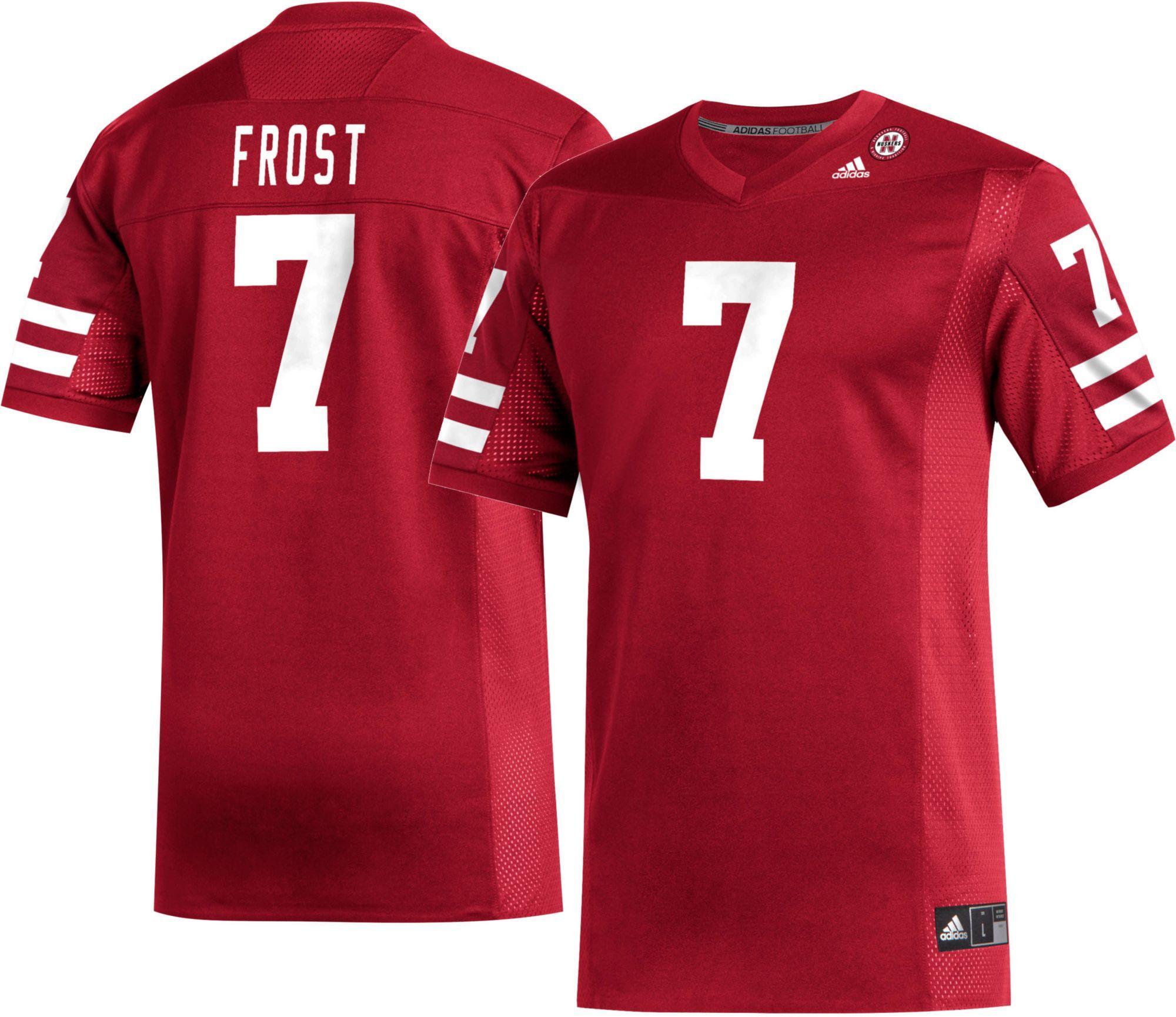 nebraska cornhuskers football jersey
