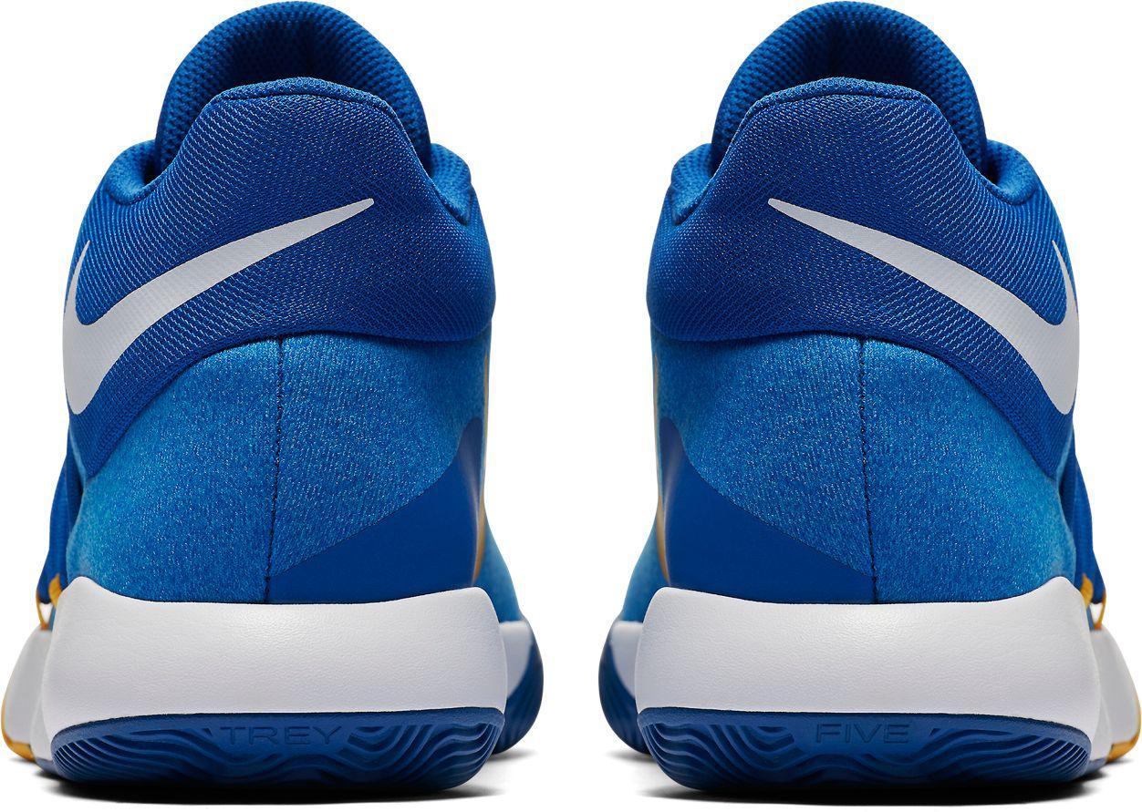 973946fabf21 Nike Kd Trey 5 V Basketball Shoes in Blue for Men - Lyst
