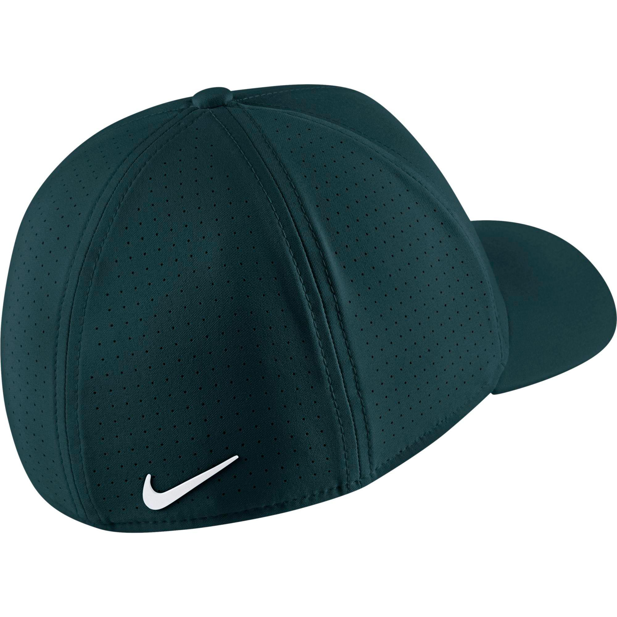 086df4a6 Nike - Green Aerobill Tw Classic99 Golf Hat for Men - Lyst. View fullscreen