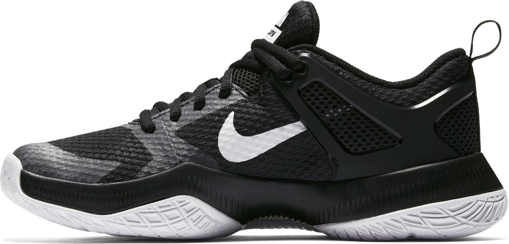 new style ffd85 ae213 Nike - Black Air Zoom Hyperace Volleyball Shoes - Lyst