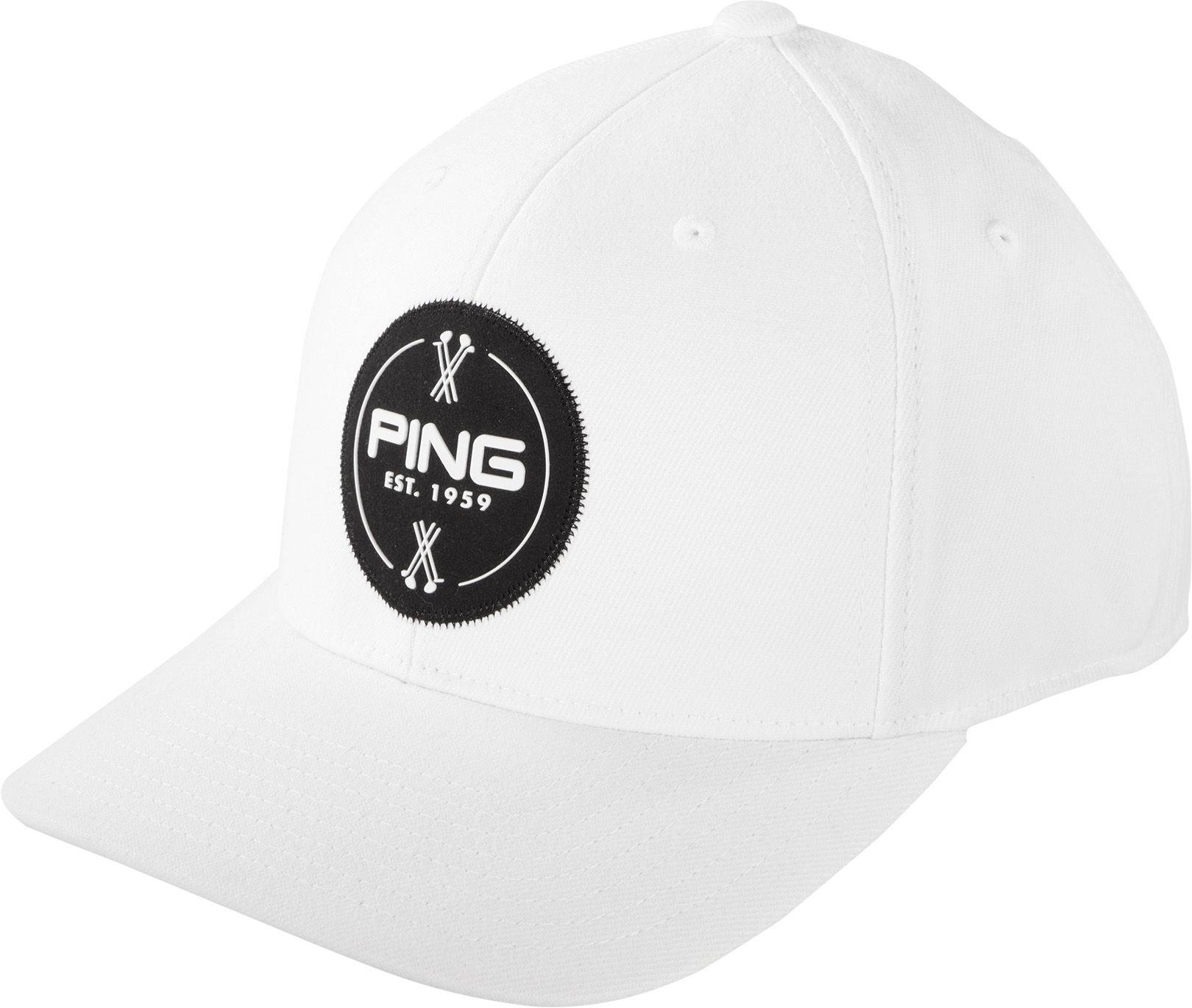 1cede61986d Ping - White Patch Golf Hat for Men - Lyst. View fullscreen