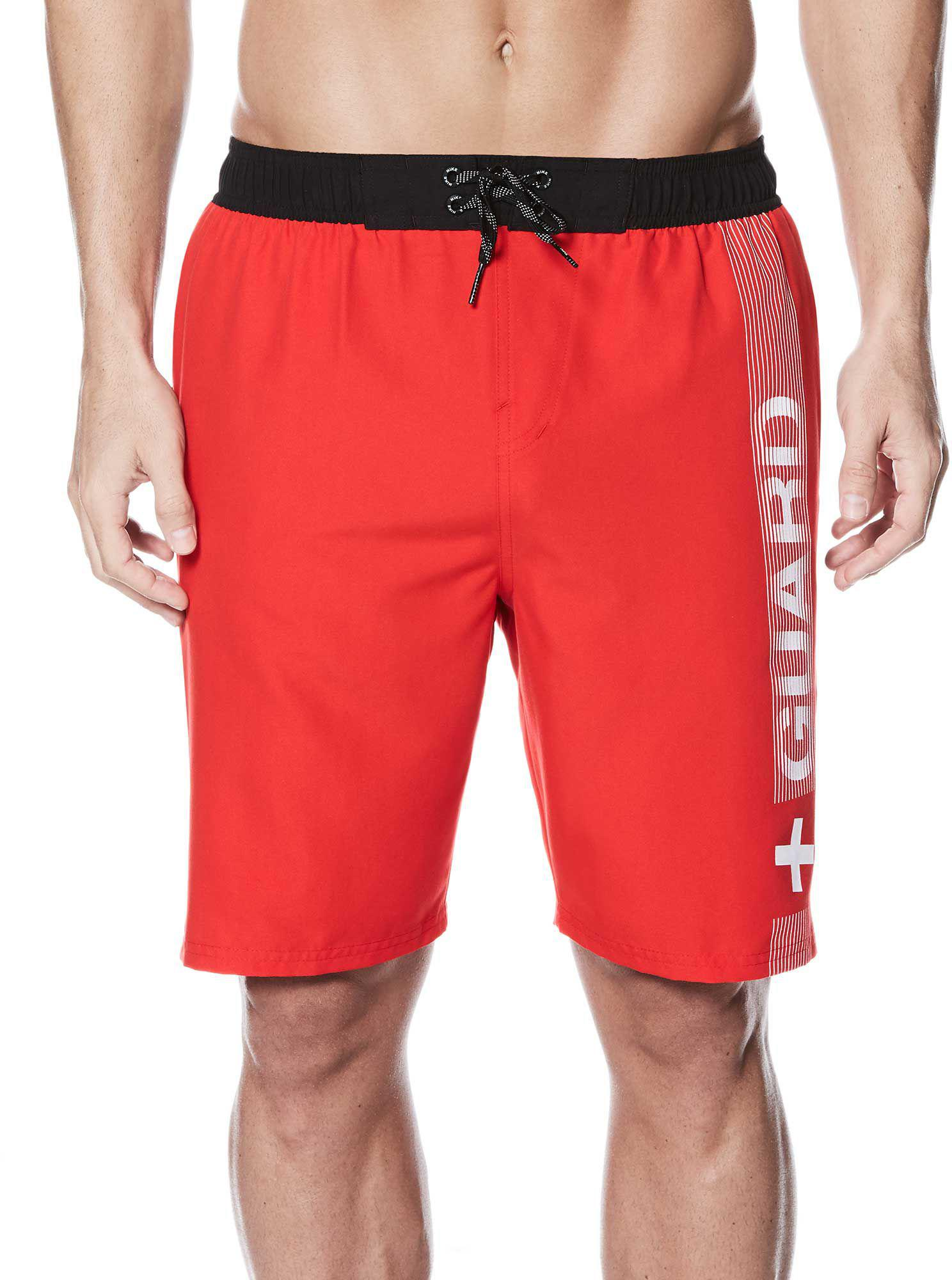 6e49eff016 Lyst - Nike Guard Diverge Volley Short in Red for Men