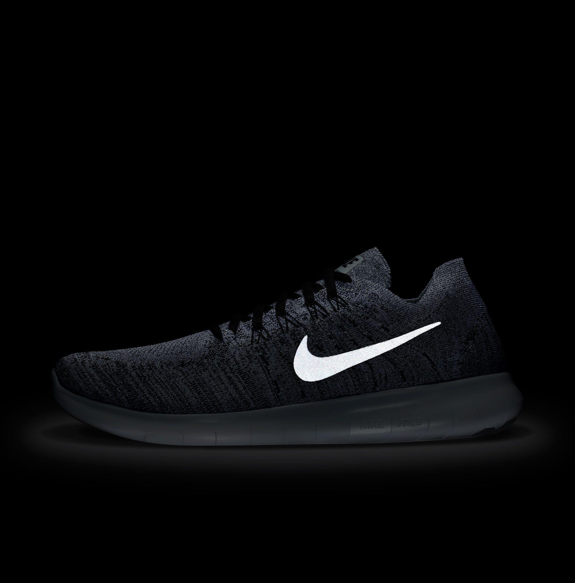 5729c55c0c86 Lyst - Nike Free Rn Flyknit 2017 Running Shoes in Gray for Men
