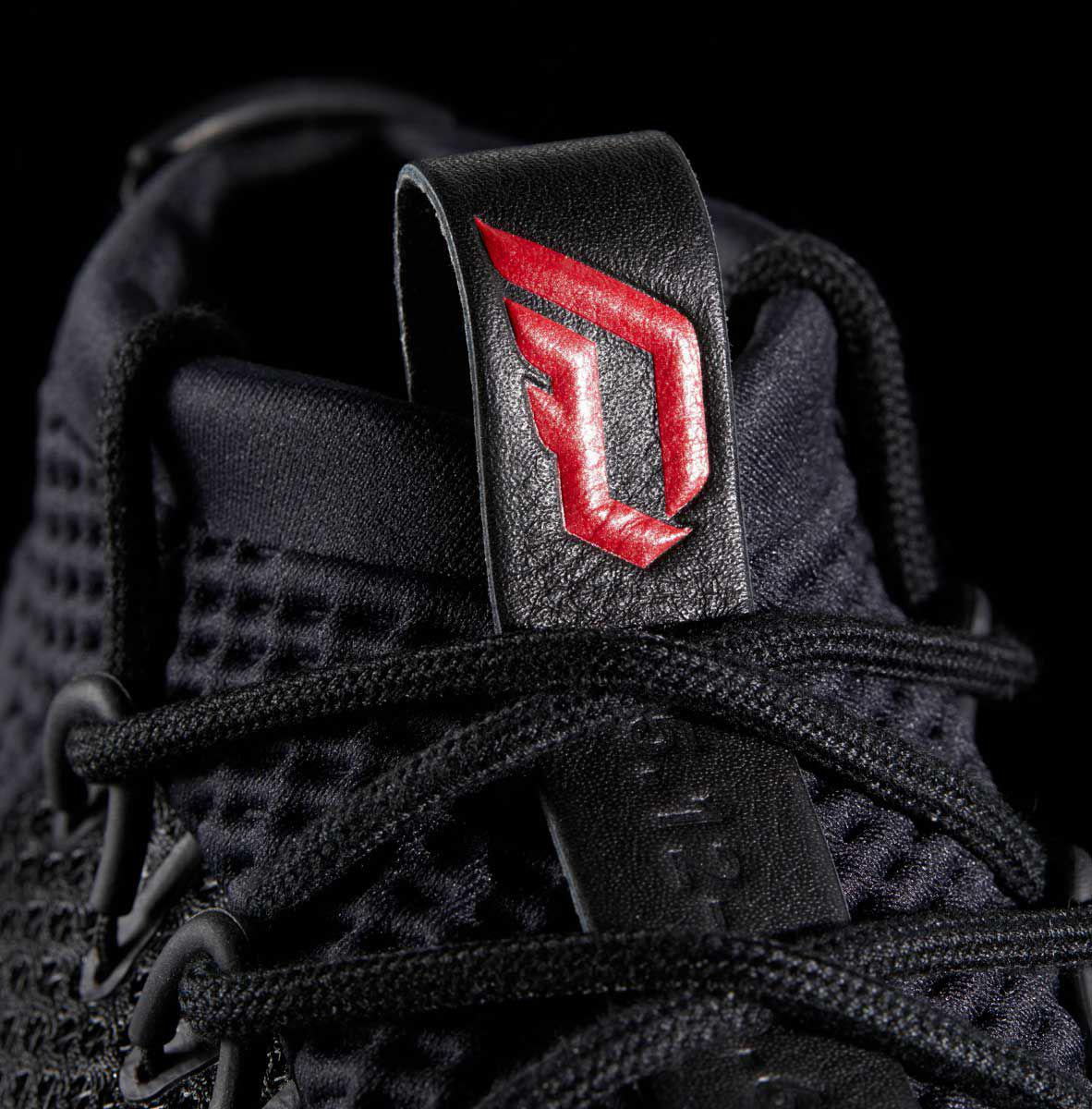 new product 395fe c9d7e Adidas - Black Dame 4 Basketball Shoes for Men - Lyst