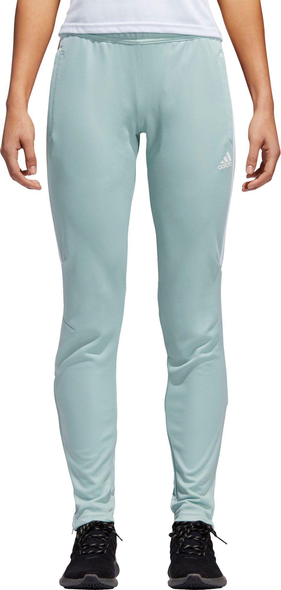Adidas Green Tiro 17 Soccer Training Pants