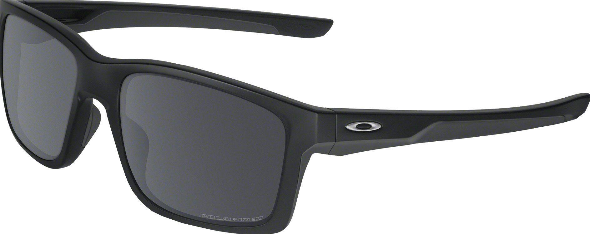 87b757357f1 Lyst - Oakley Mainlink Polarized Sunglasses in Black for Men