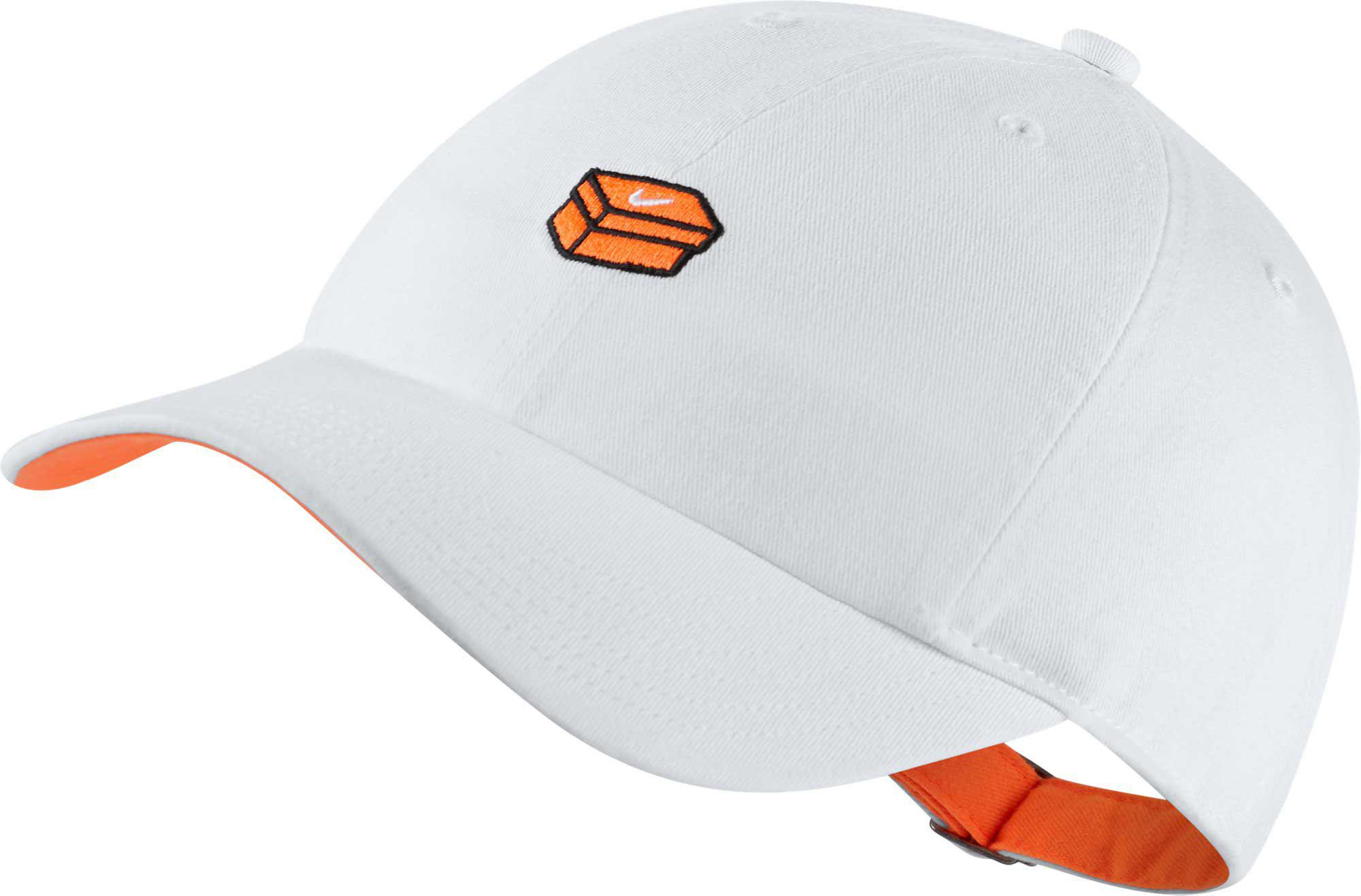 a90094eb53e Lyst - Nike Oys  Heritage86 Shoebox Adjustable Hat in White for Men