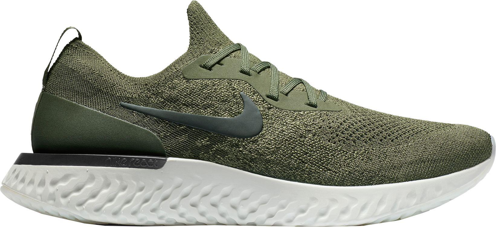8a52c14390cc Nike - Multicolor Epic React Flyknit Running Shoes for Men - Lyst