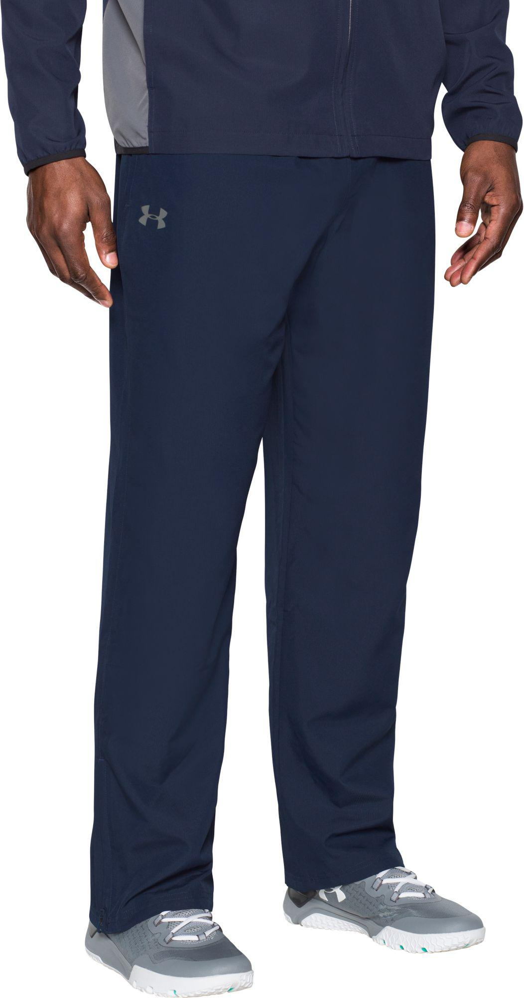 589a2efb0c8 Under Armour Vital Warm-up Pants in Blue for Men - Lyst