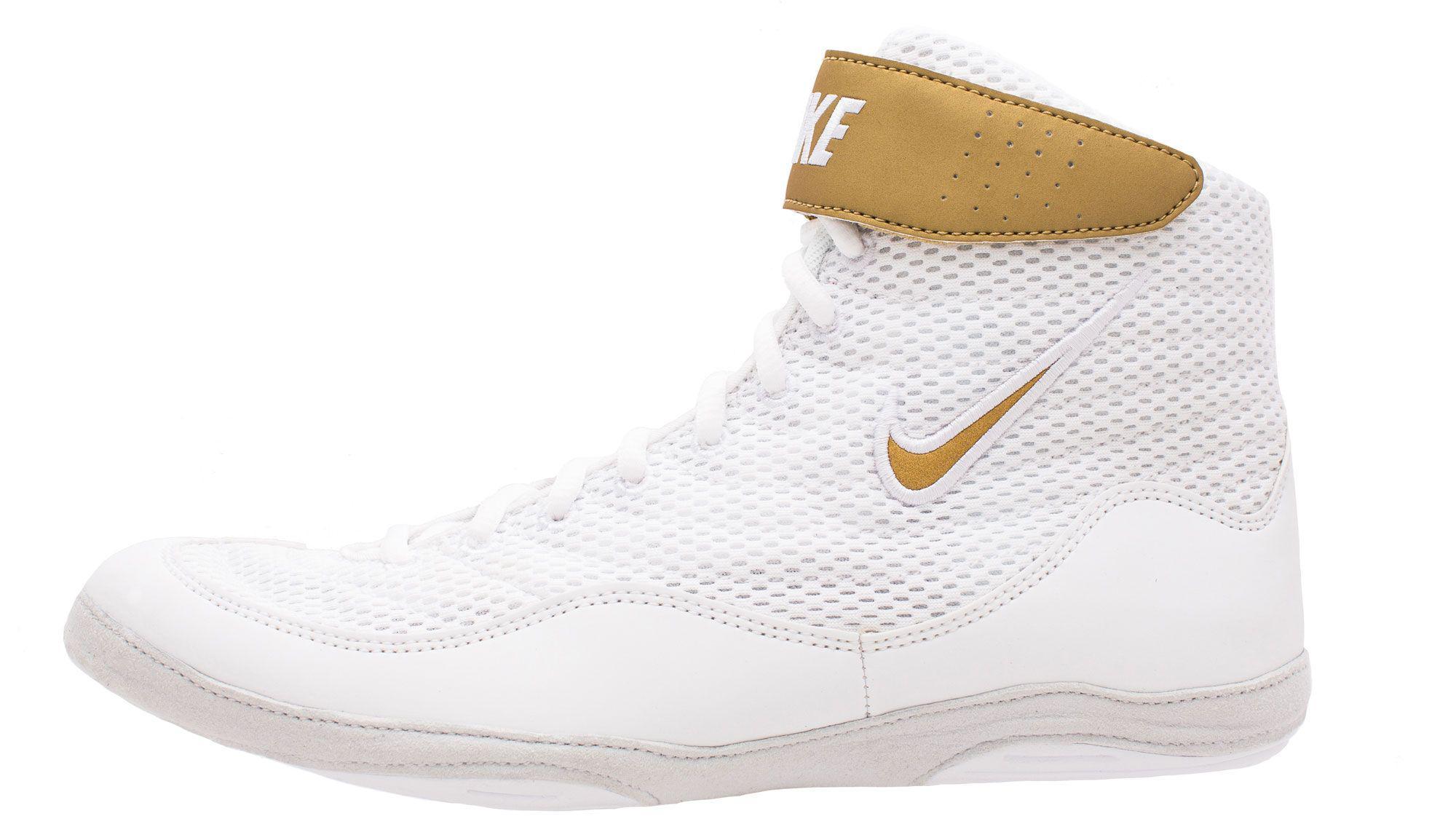 5c00ab7c3de Lyst - Nike Inflict 3 Wrestling Shoes in White for Men