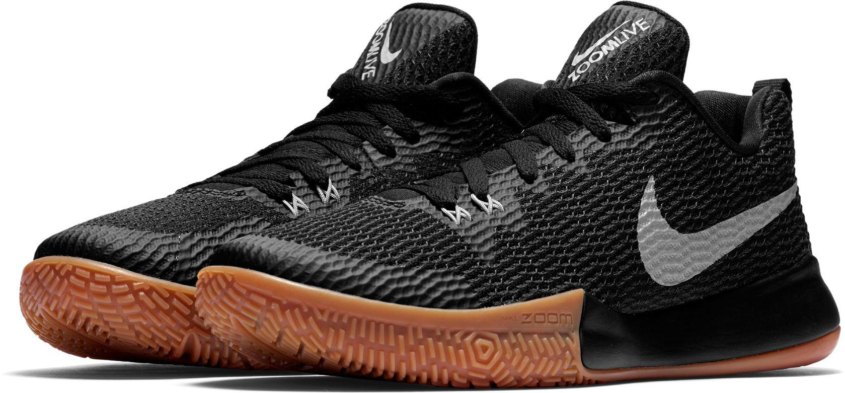 f257fba89e89 Lyst - Nike Zoom Live Ii Basketball Shoes in Black for Men