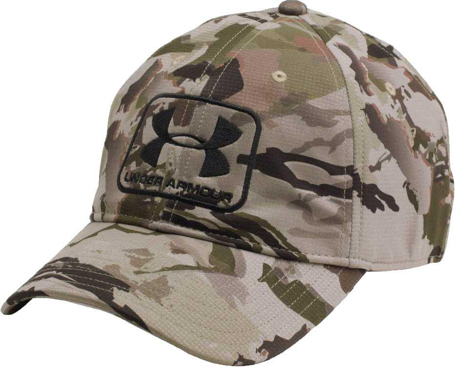 47ddc6fa576 Under Armour - Multicolor Stretch Fit Hunting Hat for Men - Lyst