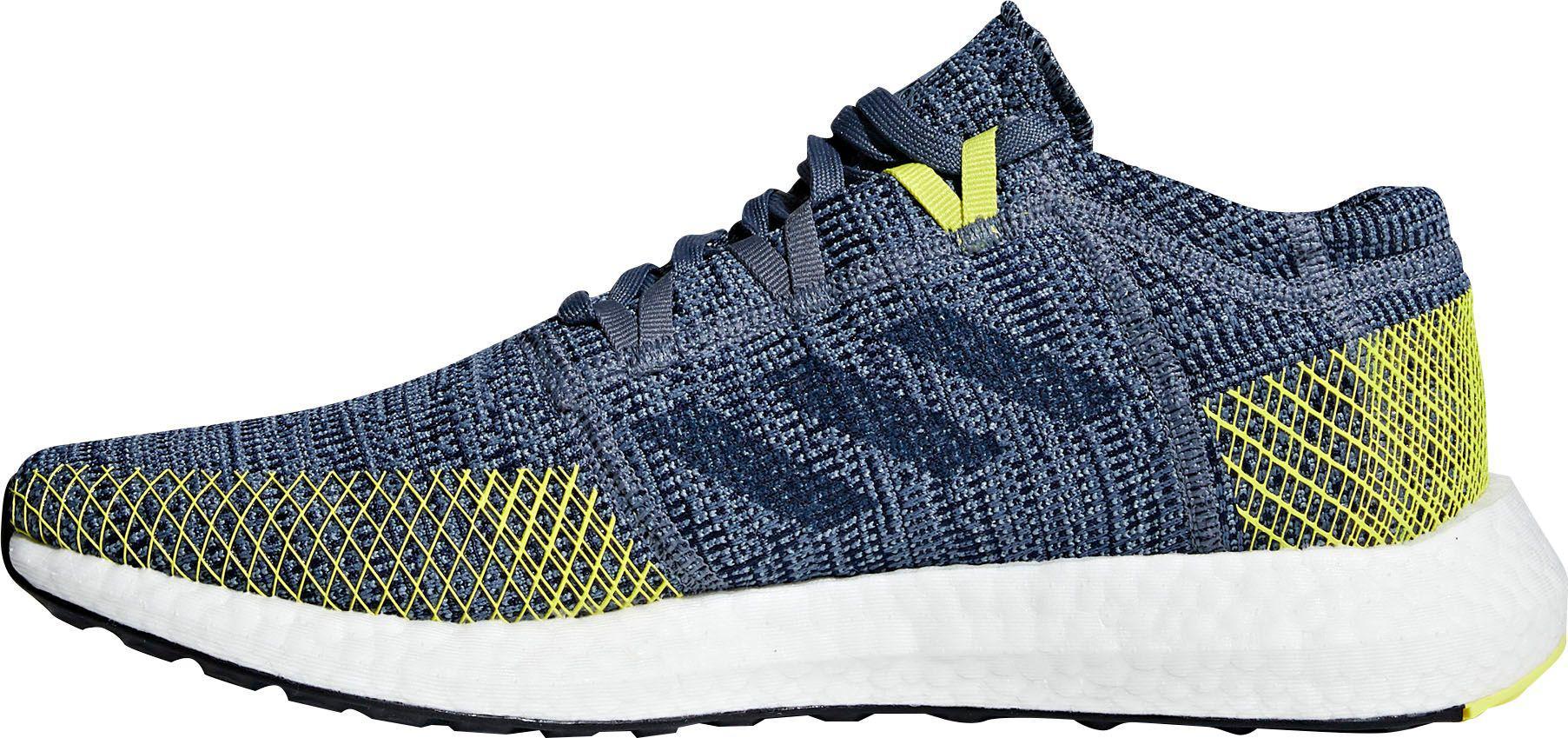 ae948dd9e Lyst - adidas Pureboost Go Running Shoes in Blue for Men