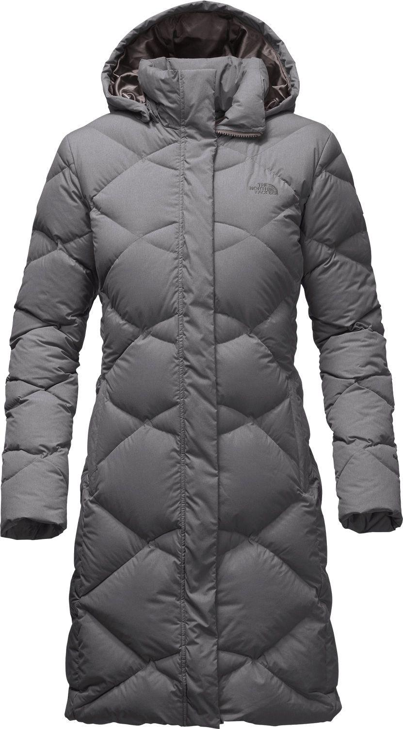 1d0d50f30e Lyst - The North Face Miss Metro Down Jacket in Gray