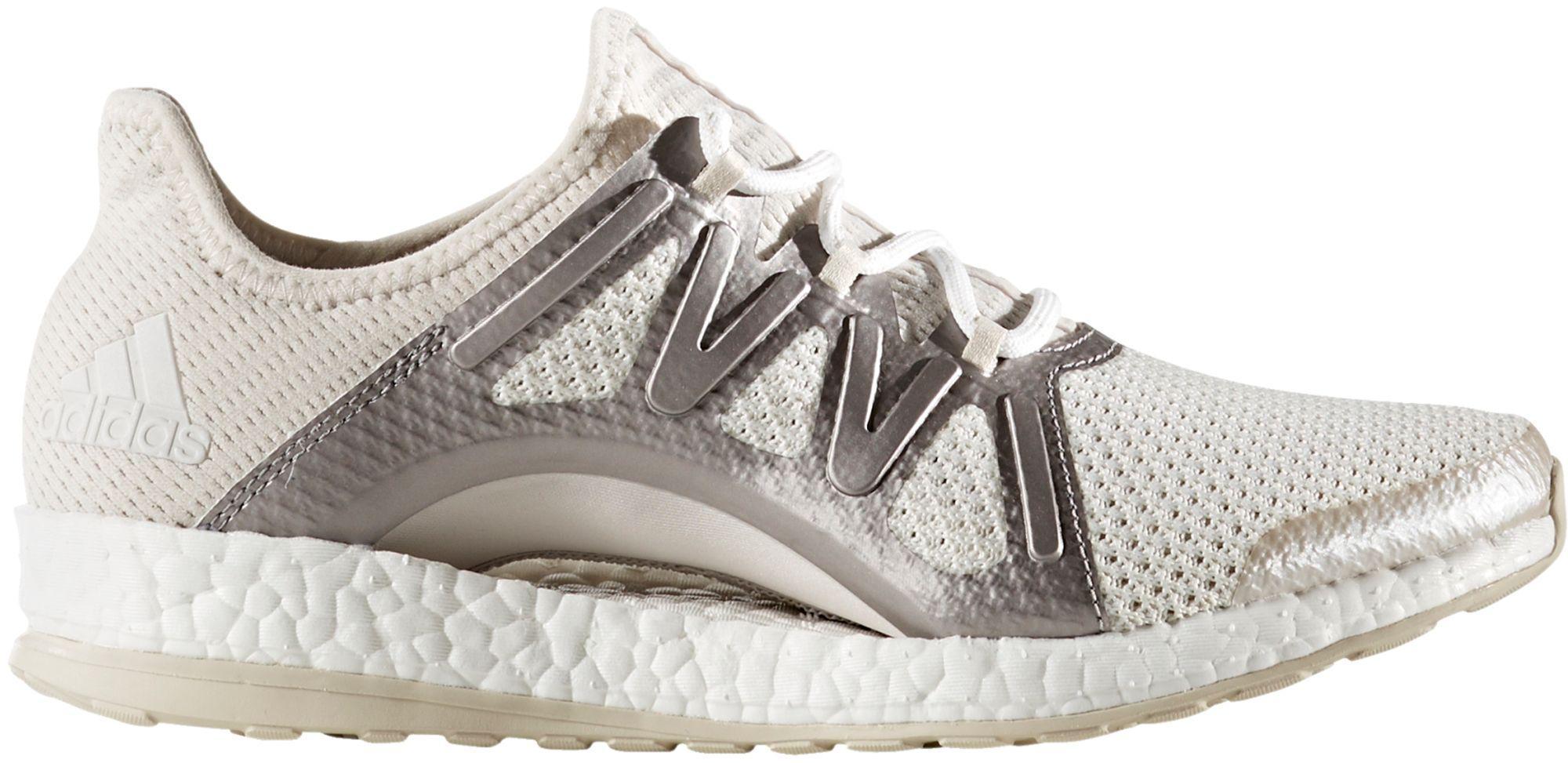 lyst adidas pureboost xpose scarpe marroni