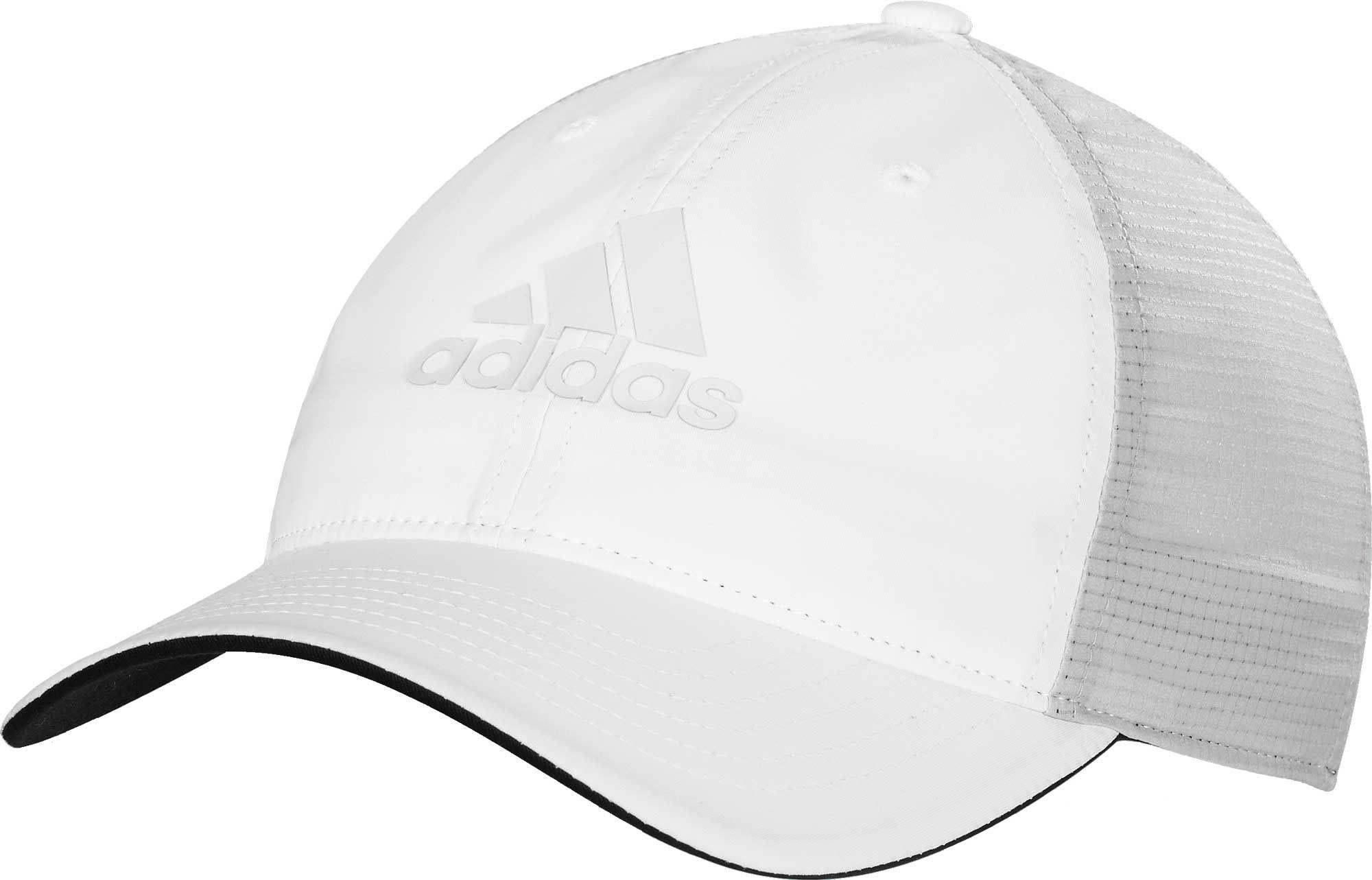 80d260308ac Lyst - Adidas Lightweight Climacool Golf Hat in White for Men