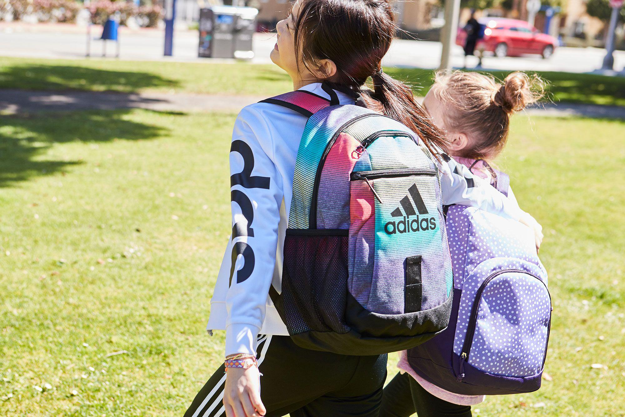 1aa64583ec19 Adidas - Purple Youth Young Creator Backpack - Lyst. View fullscreen