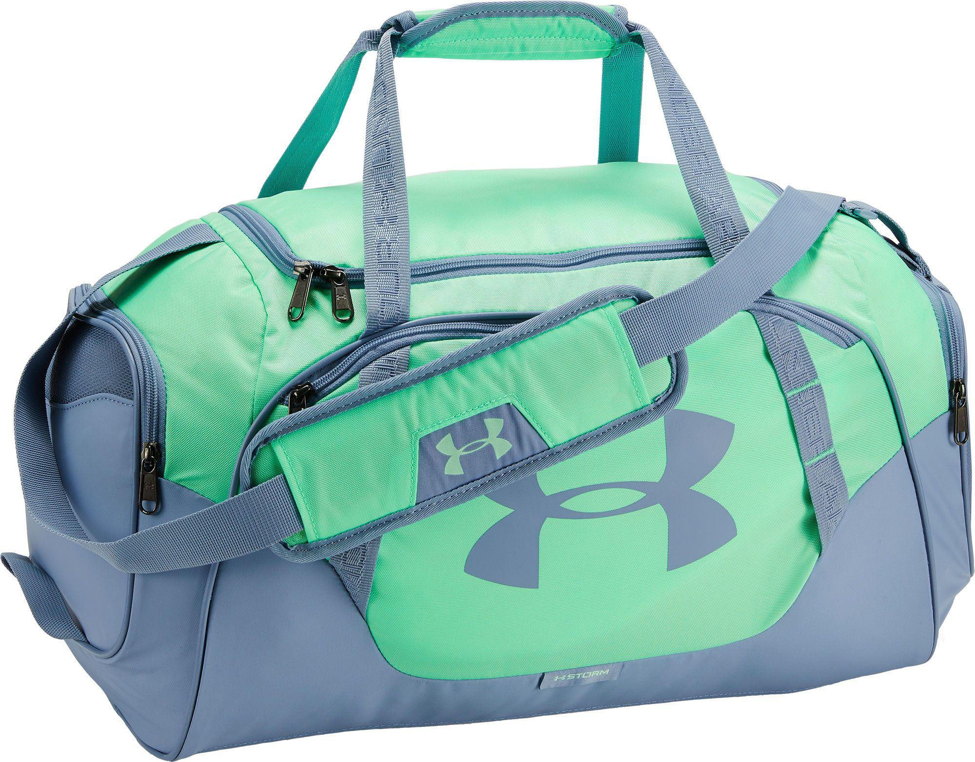 b312d9b23d Lyst - Under Armour Undeniable 3.0 Small Duffle Bag in Green for Men