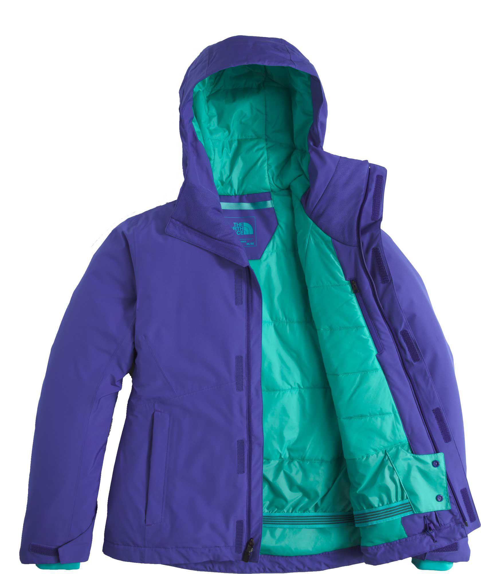 99c3563fe Women's Blue Descendit Insulated Jacket