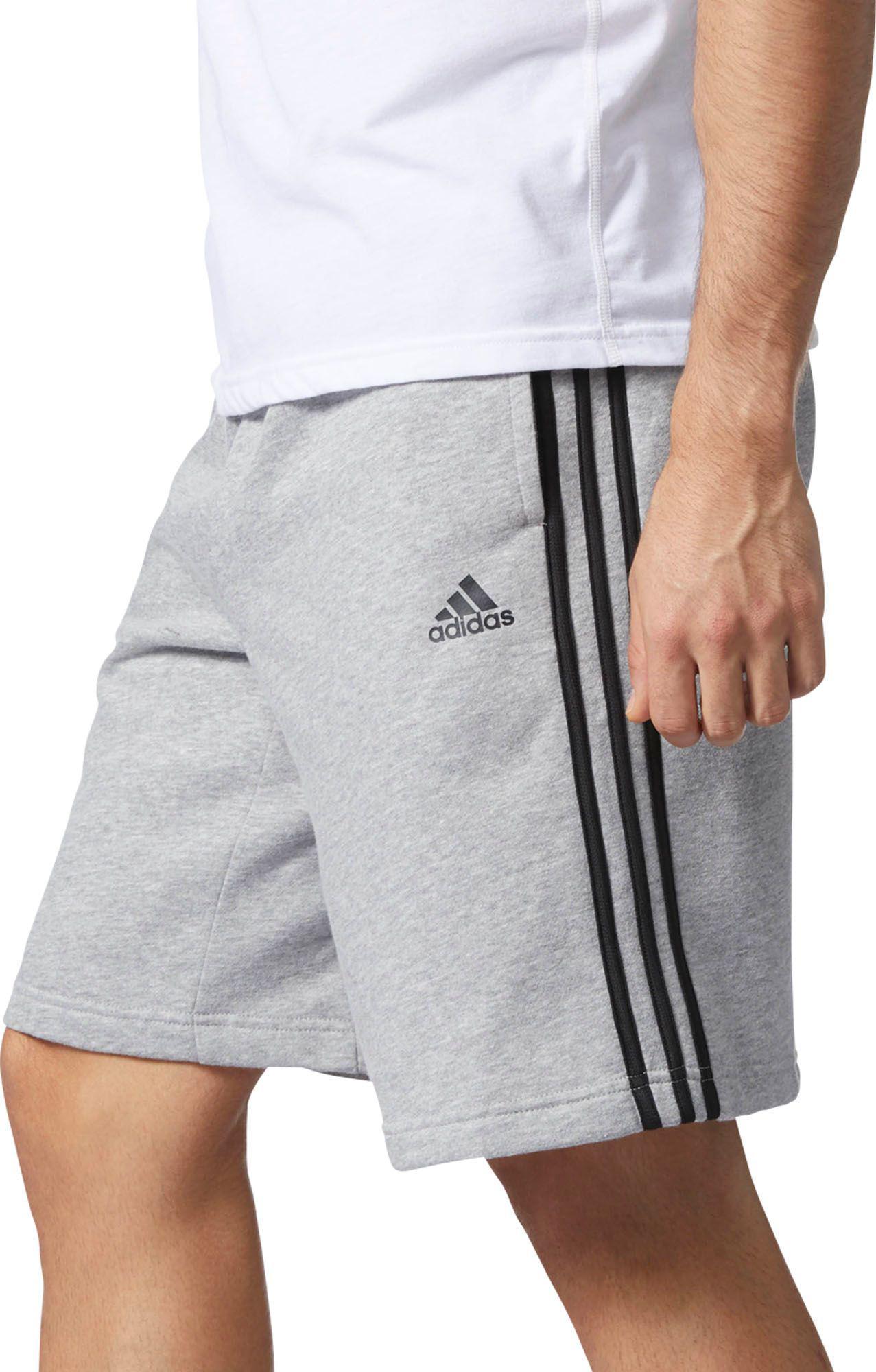 adidas essentials cotton shorts