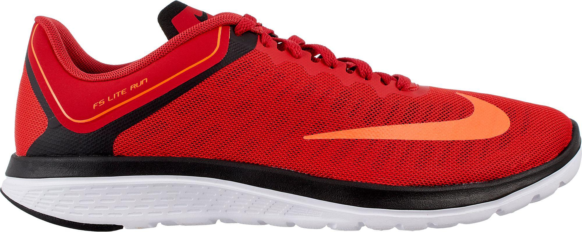 0f7c559bcd42 Lyst - Nike Fs Lite Run 4 Running Shoes in Red for Men