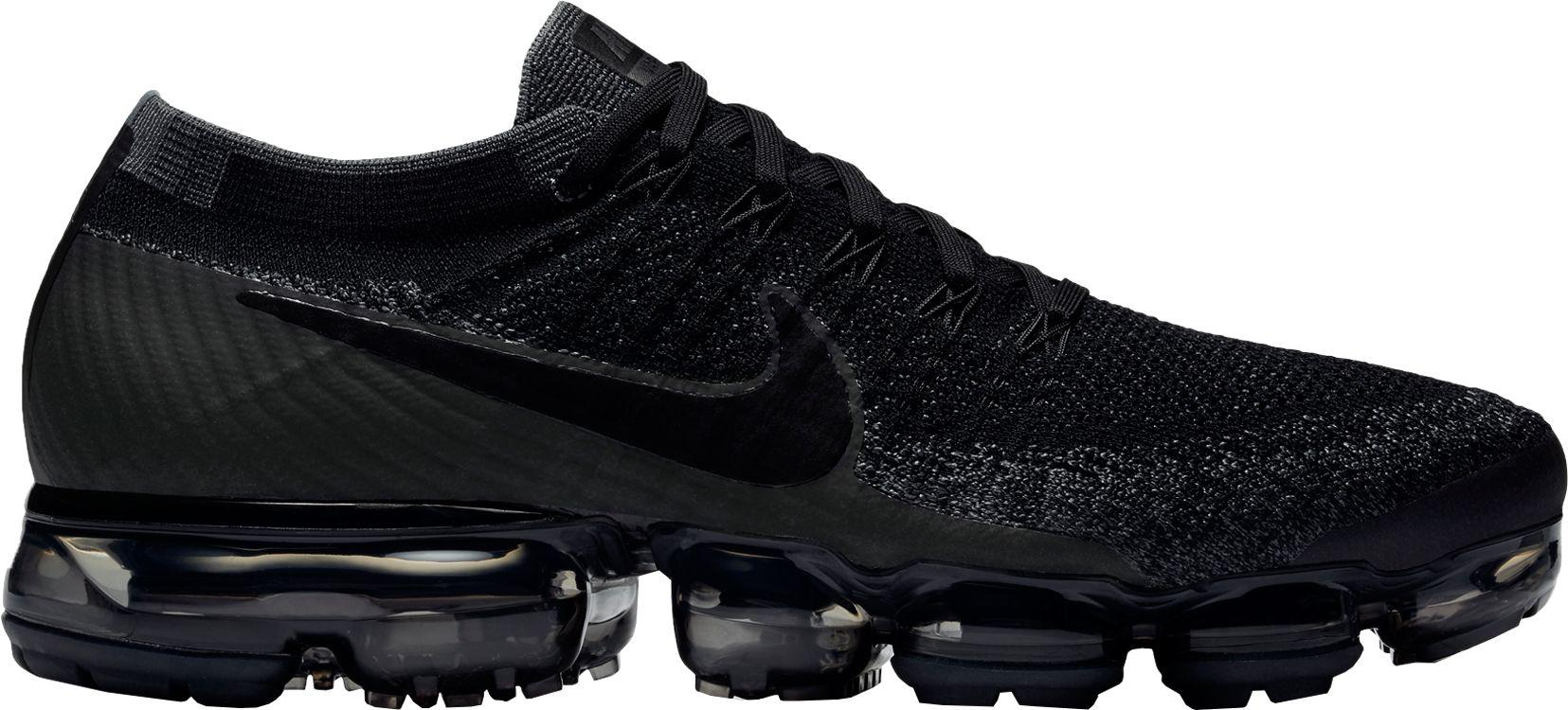 422b7743dd90e ... germany nike black air vapormax flyknit running shoes for men lyst  fde11 9790b