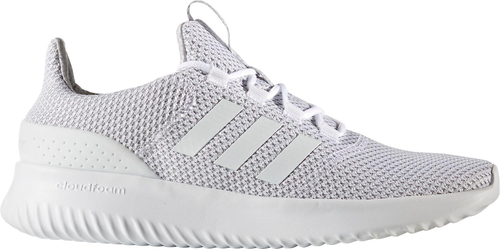 Lyst - adidas Cloudfoam Ultimate Shoes in White for Men fa6c4607e