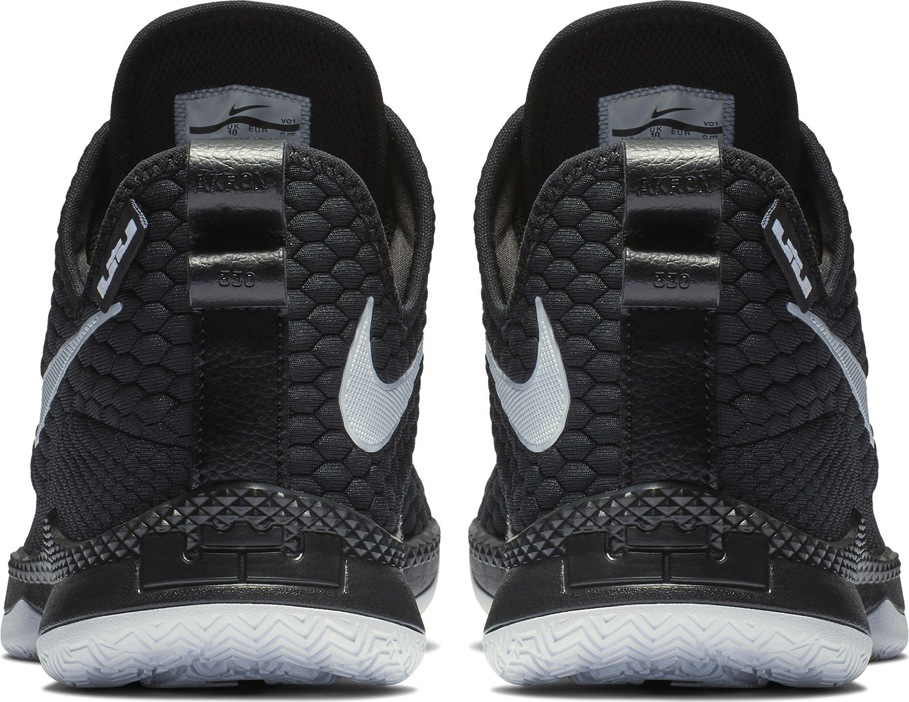 b6b0edbed54 Nike Lebron Witness Iii Basketball Shoes in Black for Men - Lyst