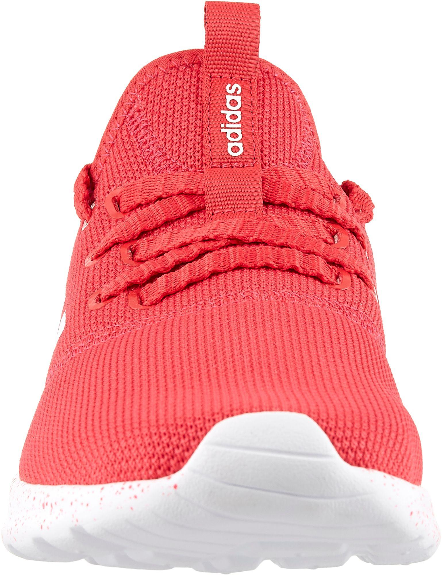 Cloudfoam Pure Shoes in Red Coral/White