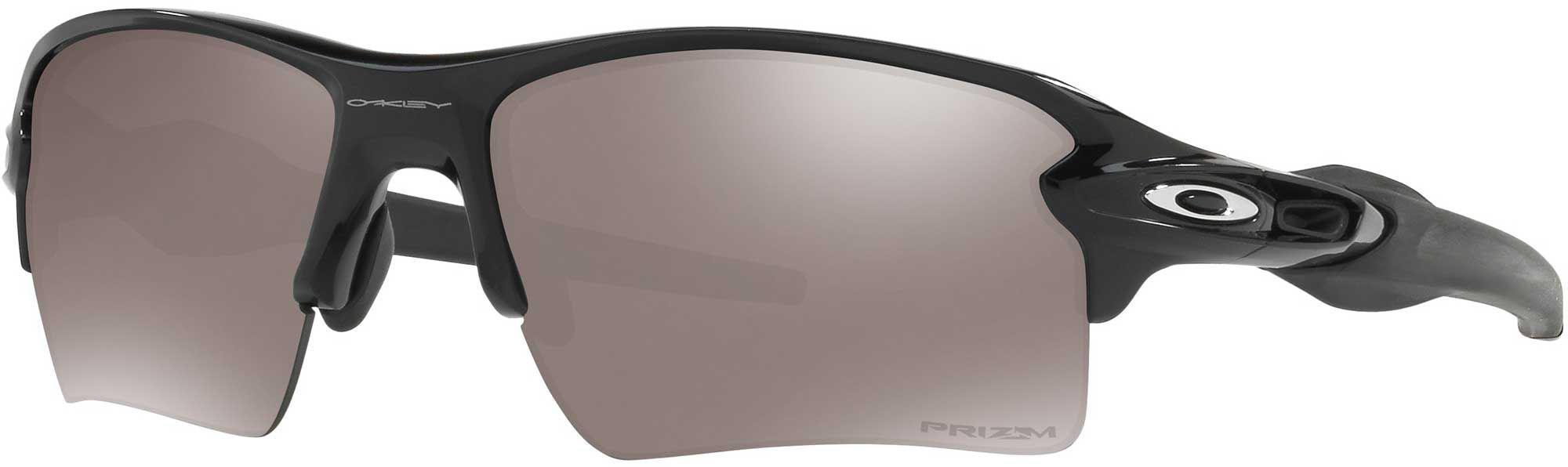 649864705d ... low price lyst oakley flak 2.0 xl prizm daily polarized sunglasses in  black e6935 1101c