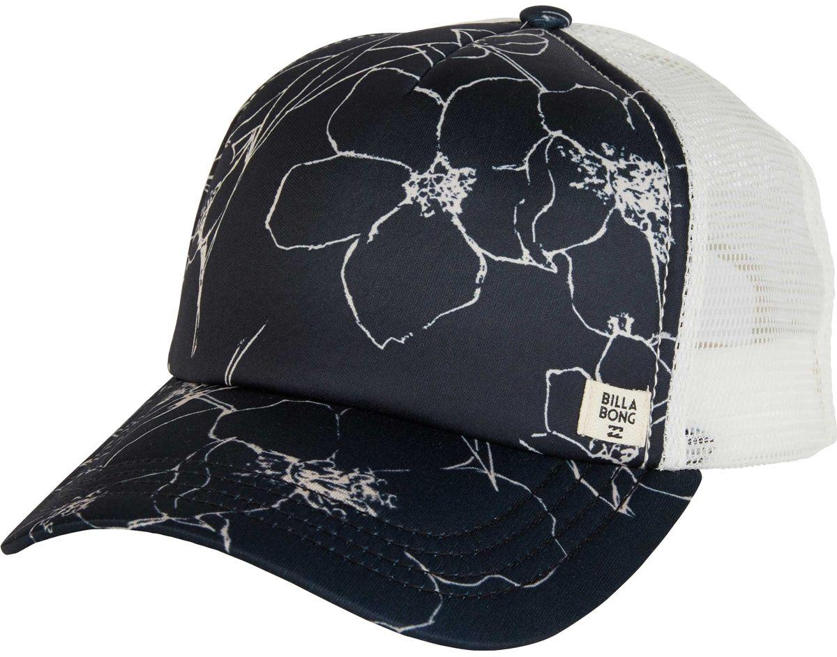 2ec44bd3 Billabong Heritage Mashup Trucker Hat in Black - Lyst