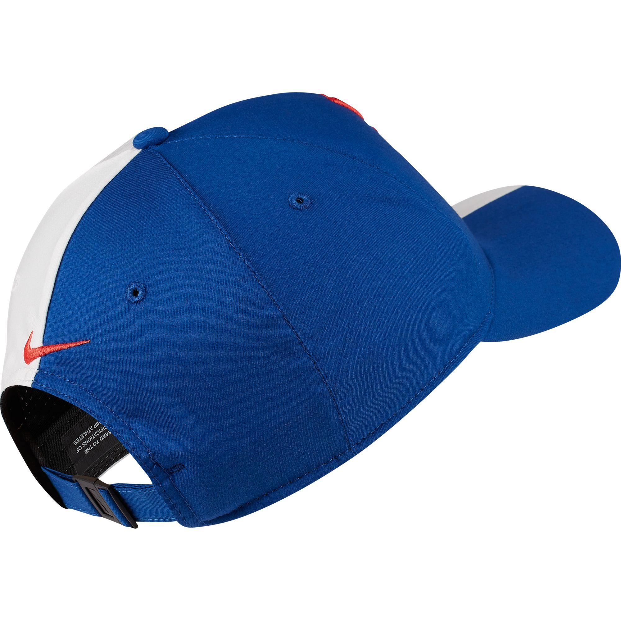 63e79348132 Nike - Blue Aerobill Classic99 Golf Hat for Men - Lyst. View fullscreen