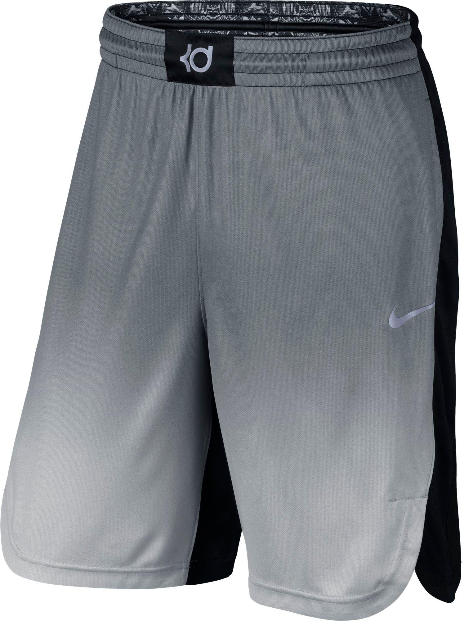 bfb5442a256e Lyst - Nike Kd Dry Hyper Elite Basketball Shorts in Gray for Men