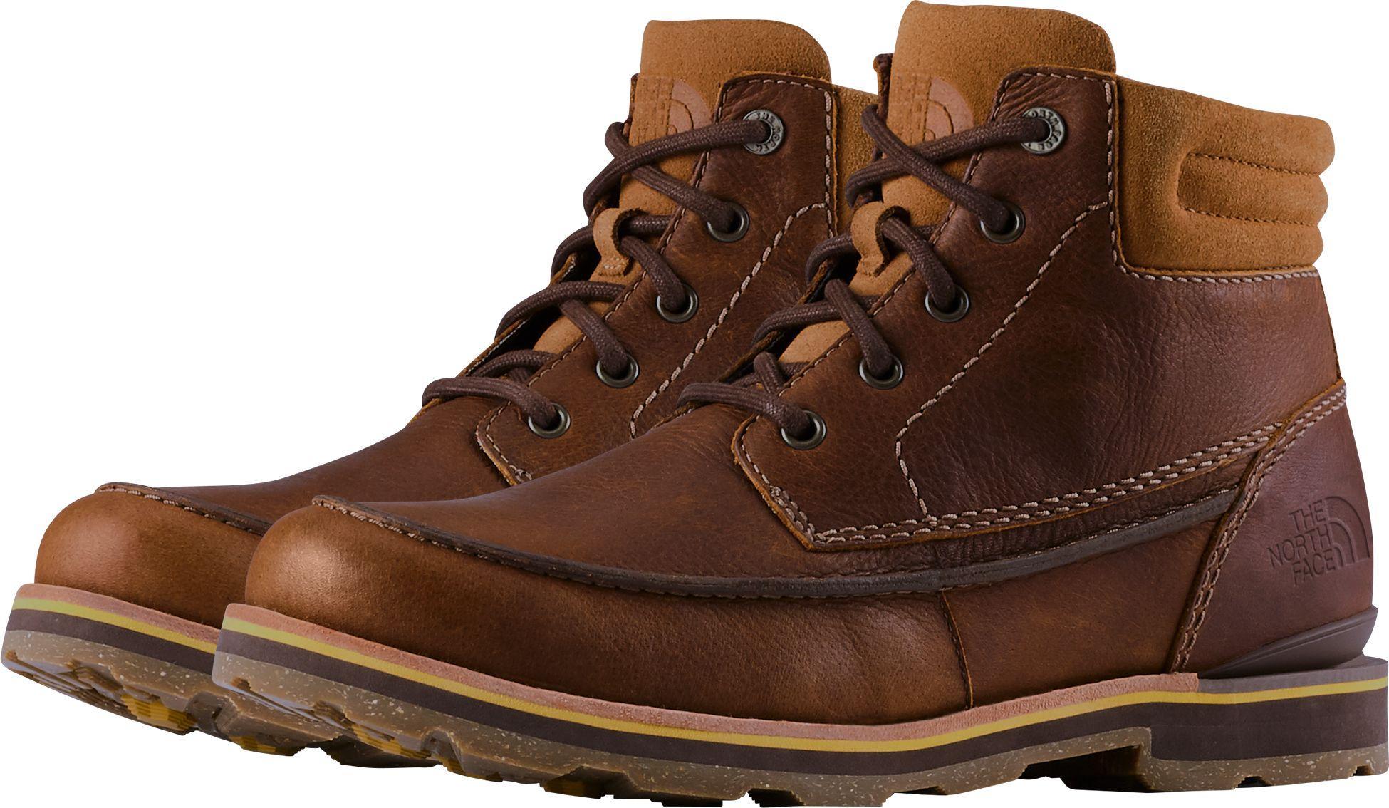 The North Face Leather Bridgeton Chukka