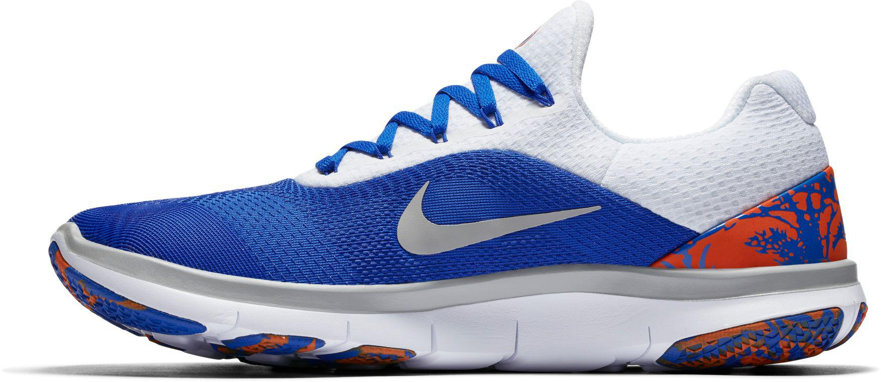 fd79c6fec6e5 Nike - Blue Free Trainer V7 Week Zero Florida Edition Training Shoes for Men  - Lyst