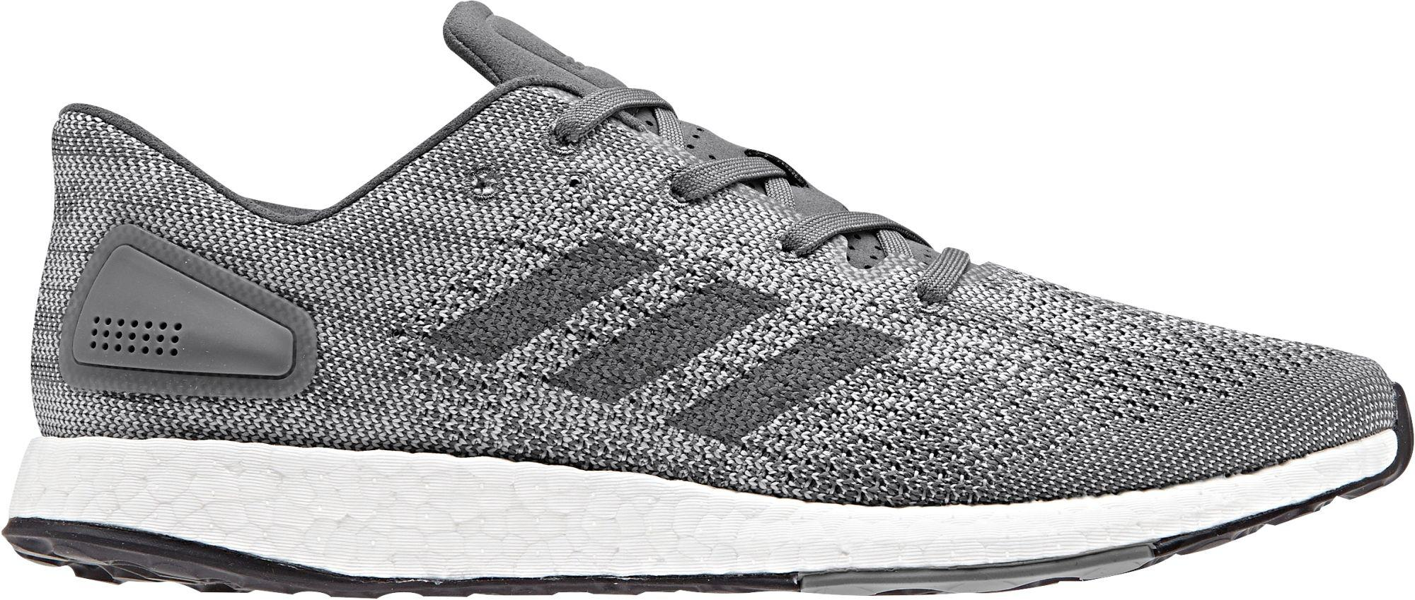 1202611a2 Lyst - Adidas Pureboost Dpr Running Shoes in Gray for Men